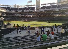 Petco Park Detailed Seating Chart Efficient Petco Park Seating Chart With Row Numbers The