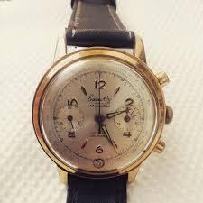 buzzufy vintage watches buzzufy instagram photos and videos vintage exactly chronograph men watch from 1960 s landeron 187 gold plated case date