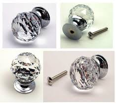 round door pulls. cabinet door pull knobs crystal drawer pulls diamond cut clear round k9 doorknob knob six pack hardware