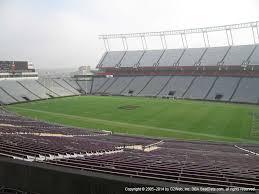 Williams Brice Stadium 2019 Seating Chart