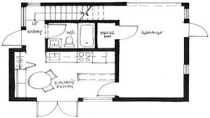500 sq ft cottage plans 500 sq ft tiny house floor plans
