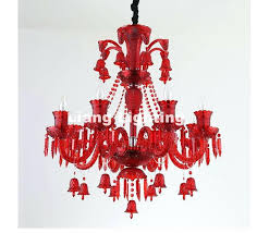red crystal chandelier get re red group regarding stylish house red crystal chandelier remodel red crystal chandelier