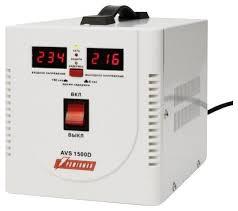 <b>Стабилизатор напряжения</b> однофазный <b>Powerman AVS</b> 1500D ...