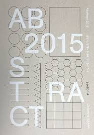 × essay architecture in print new approaches to graphic design abstract 2015