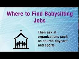 babysitting jobs babysitting jobs 101 a guide to finding and getting a