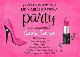 birthday invitation layout spectacular 18th birthday invitation