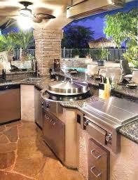 outdoor kitchen lighting. Outdoor Kitchen Lights Best Kitchens Ideas On Backyard Fire Pit Under Gazebo And Backyards Lighting