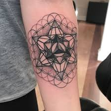 Fable Tattoo Gallery Sacred Geometry Tattoo By Barham Williams