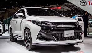 2018 toyota new suv.  2018 2018 toyota harrier  big suv from motor company new  is ideal and toyota new suv m