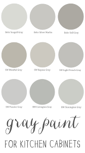 i sincerely think they are all great colors of gray paint for cabinets i would love it if you guys were to weigh in what are your favorites