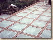 square concrete paver patio. Attached Images Square Concrete Paver Patio .