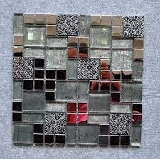 bathroom glass mosaic tile