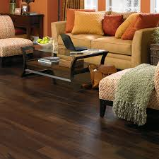 dark pecan hardwood flooring