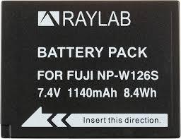 <b>Аккумулятор Raylab RL-W126S</b> 1140мАч недорого на ...