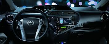 2014 Toyota Prius c Styles & Features Highlights