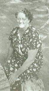 Effie Mae Santo (Warren) (1894 - 1955) - Genealogy