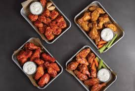 buffalo wild wings nutrition guide and