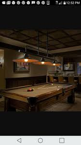 pool room lighting. Pool Table Lighting Room