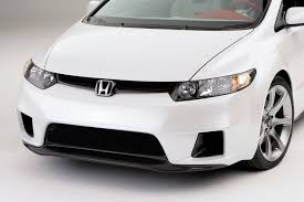 Honda Civic Si Showcar – Five Axis