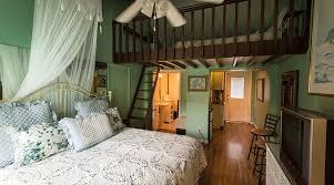 Periwinkle Loft King Queen Beds