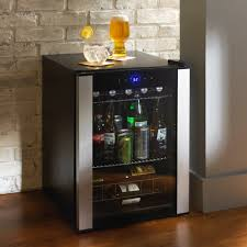 wine and beverage center. Interesting Wine Shop Wine Enthusiast Evolution Series Black Beverage Center  Free Shipping  Today Overstockcom 10059800 For And