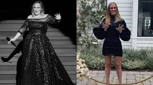 Adele's inspiring weight loss journey