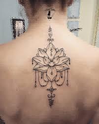Tetování Lotos Mandala Lotus Tattoo Tetování Tattoo