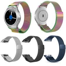 Gear S2 Band Size Chart Details About For Samsung Gear S2 Sm R720 R730 Watch Band Magnetic Stainless Steel Strap
