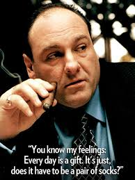Sopranos Quotes Fascinating James Gandolfini Dead Best Tony Soprano Quotes PEOPLE