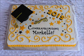 Yellow Black Graduation Cake Gray Barn Baking