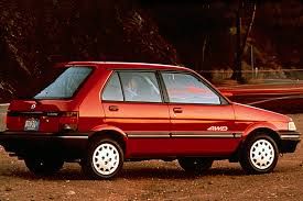 1990 94 subaru justy consumer guide auto