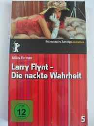 """Larry Flynt - Die nackte Wahrheit - Hustler Magazin - Woody Harrelson,""""  (Milos Forman) – Film neu kaufen – A000RFCn11ZZ9"""