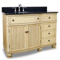 bathroom vanities 48 inch. Hardware Resources Compton (single) 48-Inch Buttercream Transitional Bathroom  Vanity Bathroom Vanities 48 Inch N
