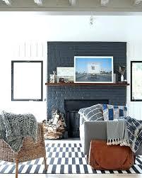 painting brick fireplace painted fireplace brick painting red brick fireplace before after painted fireplace brick painting