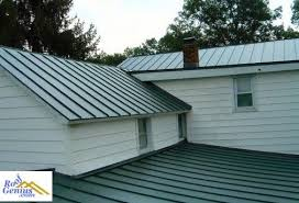 metal roofing pros and cons roofgenius how to install steel roofing5