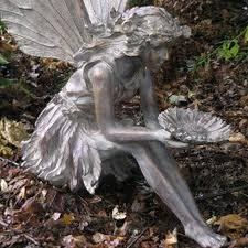 46 best garden decor images on bronze fairy garden statues