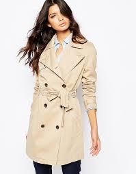 boss orange otrenchy classic trench tan 264 women hugo boss jackets coats new arrivals