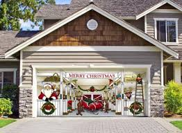 xmas garage door decoration. home design christmas decoration ideas garage here are some as to how you can u201c xmas door v