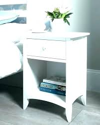 side tables small white end table for nursery sputnik side table white and walnut tall