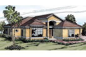 mediterranean house plan odessa 11 021 front elevation