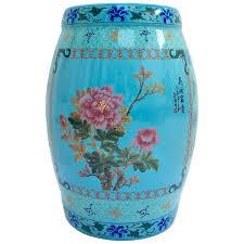 ceramic garden stool. Interesting Stool Vintage Chinese Export HandPainted Ceramic Garden StoolSigned For Sale In Stool R