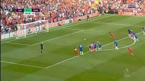 شاهد هدف محمد صلاح اليوم في مباراة ليفربول وتشيلسي ورد فعل الجماهير بعد|  ملخص مباراة ليفربول وتشيلسي - YouTube