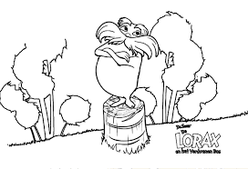 Small Picture The lorax coloring pages printable ColoringStar