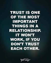 Quotes About Relationships And Trust Gorgeous 48 Trust Quotes That Prove It's Important In Relationships YourTango