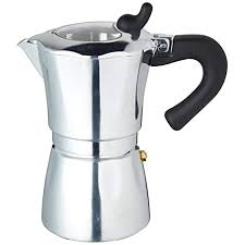 At your doorstep faster than ever. Amazon Com World Of Flavours Italian Espresso Coffee Maker 6 Cup 300ml 10 14fl Oz Stovetop Espresso Pots Kitchen Dining