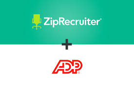Ziprecruiter Resume ZipRecruiter Teams Up With RUN Powered By ADP To Help SMBs Hire 17