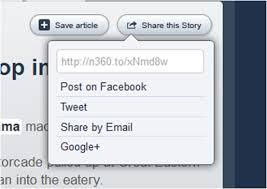 A Guide to News360: Share, Share, SHARE!