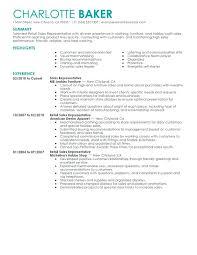 retail experience resume sample rep retail sales resume sample highlight experience  retail resume no experience . retail experience resume ...