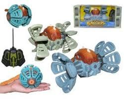 <b>CS</b> Toys <b>Радиоуправляемый робот</b>-монстр Бакуган Pico Shocker