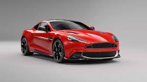 Roter Kampfjet Aston Martin Vanquish S Red Arrows Edition Der Auto Blogger